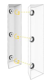 (Detail rigid connection)